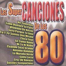 Chicos Del Ayer, Los-Las Super Canciones De Los 80 CD NEW