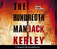 THE HUNDREDTH MAN Jack Kerley - 3 CD Audio Talking Book / Abridged NEW