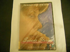 SUSAN'S STORY A MESSAGE OF HOPE DVD NEW