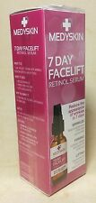 MEDYSKIN Anti-Aging 7 Day Facelift Retinol Serum 1 oz/30 ml - New in Sealed Box