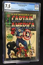 Marvel Silver Age Captain America #100 CGC 7.5 1st Cap In His Own Title