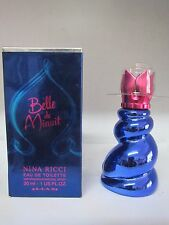 BELLE DE MINUIT By Nina Ricci EAU DE TOILETTE SPRAY 1 FL OZ/30 ML RARE VINTAGE