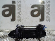 RENAULT CLIO 1.2 PETROL 2003 DRIVERS SIDE FRONT EXTERIOR HANDLE
