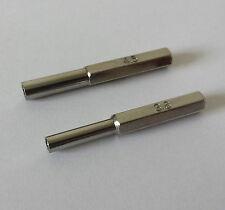 3.8 + 4.5 mm Gamebit herramientas de seguridad-abierta Juegos Y Consolas Nes Snes Game Boy Etc