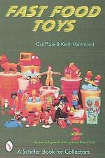 Fast Food Toys (A Schiffer Book for Collectors)-ExLibrary