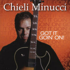 Got It Goin' On! - Chieli Minucci (2005, CD NIEUW)