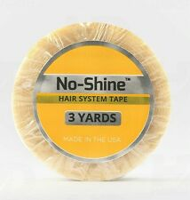 "Walker Tape No Shine bonding 1"" x 3 Yards Lace Wig tape roll"