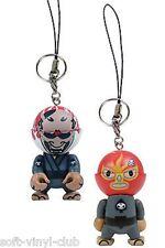 Tokidoki Devil Mask Trexi, Handy Anhänger, Phone charms, Simone Legno
