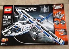LEGO Technic Cargo Plane Airplane 42025 New Set in damaged box 1297 pieces