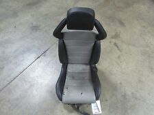 Lamborghini Murcielago, RH, Right Front Seat, Black and Grey, Used