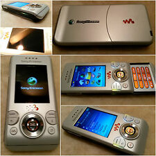 Sony Ericsson Walkman W580i - Style white (Tesco/O2) Mobile Phone VGC