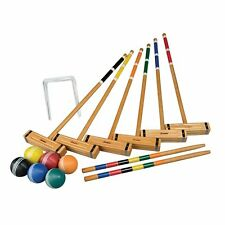Franklin Sports Six Player Croquet Set