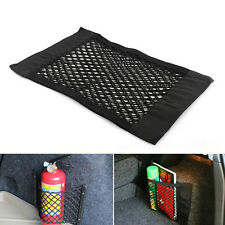 Car Storage Net Container for Bottles Phones Groceries Boot Seat Mesh Storage1Pc