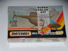 MAQUETTE- BELL OH-58D AEROSCOUT - MATCHBOX -  1/72 - MODEL KIT - NEUVE SCELLEE