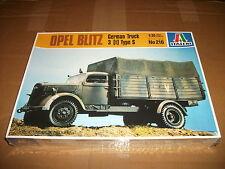 Italeri - Opel Blitz No. 216 in OVP  Bausatz 1:35