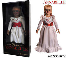 """MEZCO TOYZ THE CONJURING ANNABELLE 18"""" DOLL PROP REPLICA - 18"""" inch DOLL"""