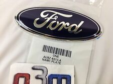Ford Focus C-Max Front Grille Blue Oval FORD EMBLEM OEM AU5Z-8213-A New