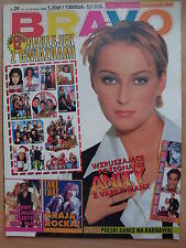 BRAVO 26/95 ANITA LIPNICKA,Ace Of Base,Mariah Carey,2 Unlimited,Tom Hanks