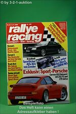 Rallye Racing 23/88 Porsche 911 Clubsport Alfa 164 BMW