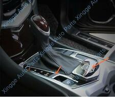 Stainless gear frame + ashtray decorative trim For Cadillac SRX 2010-2015 ct