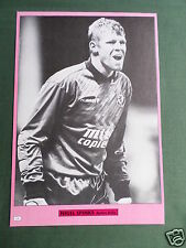 NIGEL SPINKS - ASTON VILLA - 1 PAGE PICTURE - CLIPPING /CUTTING