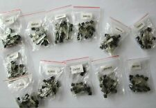 (A1015 - 2N5551) 340pcs 17 value Bipolar Signal Transistor TO-92 NPN PNP Kit Set