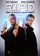 R.I.P.D. Rest In Peace Department (DVD, 2013)