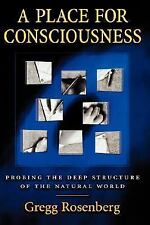 A place for consciousness: probing the deep structure o