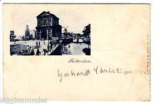 Rotterdam AK um 1900 Niederlande Nederland 1511847