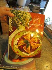 The Best of Gourmet 1992 - hardcover with dust jacket cookbook recipes - LUD