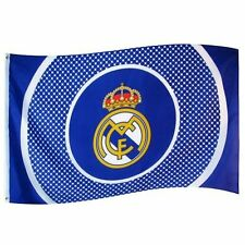 Real Madrid FC Flag Bullseye