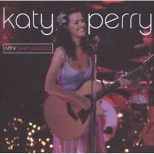 KATY PERRY - MTV UNPLUGGED  CD + DVD 22 TRACKS CLASSIC SOFT ROCK / POP ROCK NEU