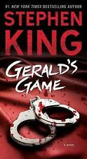 Gerald's Game by Stephen King (2016, Paperback)