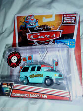 Disney Cars Toon Deluxe Size MONSTER TRUCK TORMENTOR'S BIGGEST FAN 2013