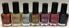 4 DIFFERENT BEAUTIFUL COLORS COLOR CLUB PROFESSIONAL LACQUER NAIL POLISH .50 OZ