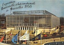BF357 the pavilion of the URSS russia exposition bruxelles belgium
