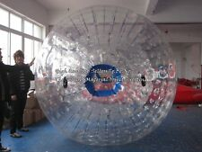 2.0M*1.5M Inflatable Zorb ball Zorbing Human Hamster ball 1300W  Blowers X1