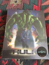 The Incredible Hulk novamedia steelbook, Korean import