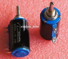 WXD3-13-2W 100K Ohm Multi-Turn Wirewound Potentiometer