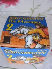CARCASSONNE MINI EXPANSION 2 THE MESSAGES, BRAND NEW, RIO GRANDE GAMES