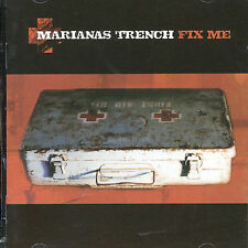 Marianas Trench - Fix Me CD