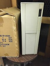 New AT Tower Computer Case Enclosure + Door Build Vintage PC IBM 486 386 Pentium