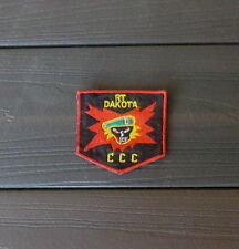 VIETNAM WAR PATCH-US SPECIAL FORCES CCC AIRBORNE , RT DAKOTA RECON TEAM