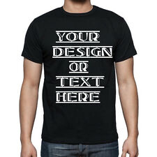 Custom Personalized. Your text, Photo,Logo. Top Quality T-Shirts