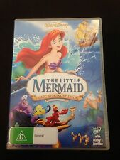 DISNEY'S The Little Mermaid - 2 Disc S/E -  DVD - R4