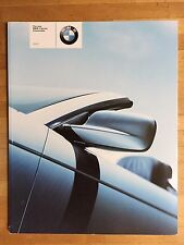 BMW 3-series Convertible E46 brochure 2000 - 323Ci
