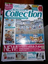 Cross Stitch Collection Magazine July 2014 Issue 237  (new)