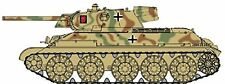 T-34-747(R)STZ MOD 1942 - 1/35 39-45 Series Model Kit - Dragon 6449
