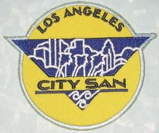 Los Angeles City San Patch - Travel Souvenir - California