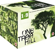 One Tree Hill Box Set Complete Seasons 1-9 New Sealed DVD Region 2,4 PAL Not US